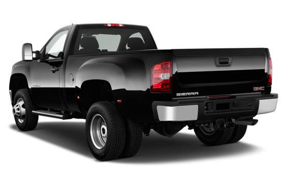 Slide 2 of 14: 2014 GMC Sierra 3500
