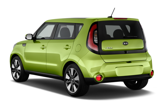 Slide 2 of 14: 2014 Kia Soul