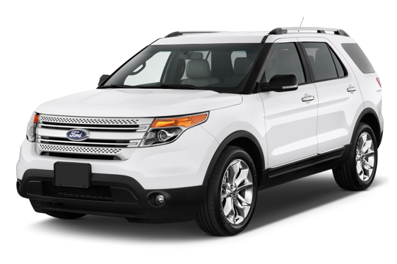 Slide 1 of 14: 2014 Ford Explorer