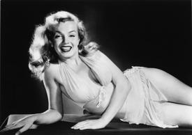 While her first name was given by casting executive Ben Lyon inspired from the famed stage actress Marilyn Miller, the blonde beauty took her mother's maiden name of Monroe as the last name.