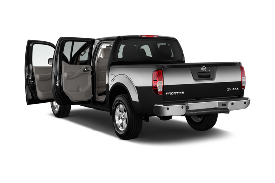 Slide 1 of 24: 2014 Nissan Frontier