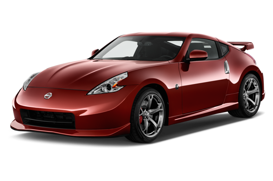 Slide 1 of 14: 2014 Nissan 370Z Coupe