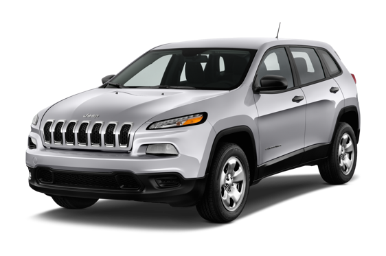 Slide 1 of 14: 2014 Jeep Cherokee