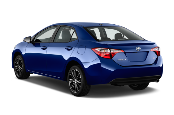 Slide 2 of 14: 2014 Toyota Corolla