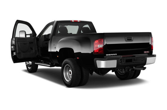 Slide 1 of 25: 2014 GMC Sierra 3500