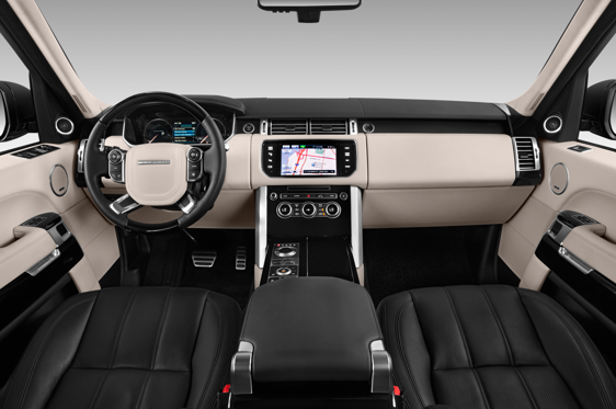 Slide 1 of 11: 2014 Land Rover Range Rover