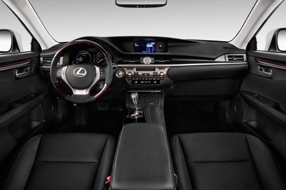 Slide 1 of 11: 2014 Lexus ES