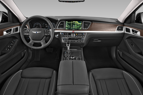 Slide 1 of 11: 2014 Hyundai Genesis