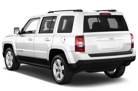 Slide 2 of 14: 2014 Jeep Patriot