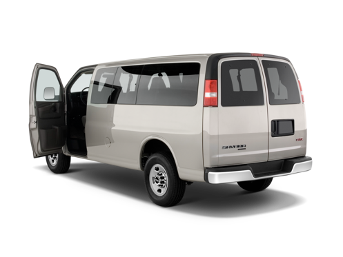Slide 1 of 25: 2014 GMC Savana