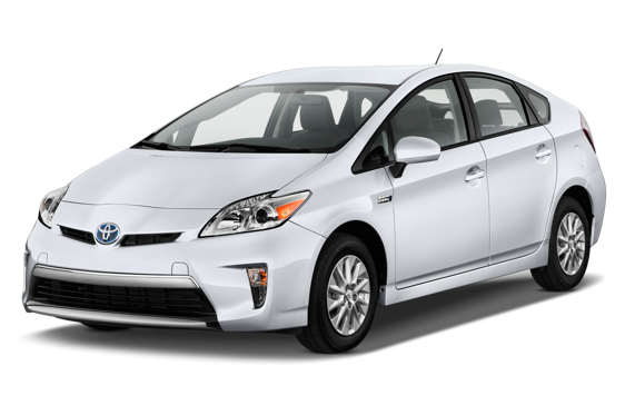 Slide 1 of 14: 2014 Toyota Prius Plug-In