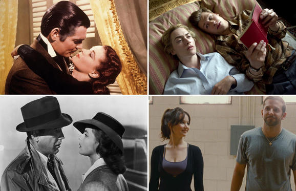 Slide 1 of 60: Greatest movie couples