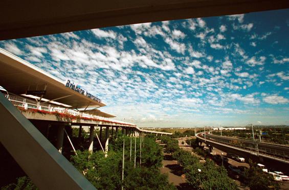 20. Brisbane Airport, Australia