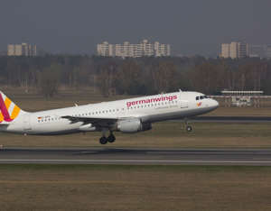 Germanwings plane crash in the French Alps
