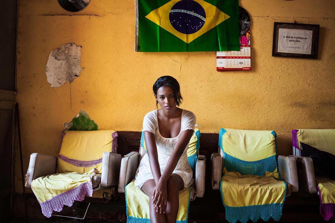 الشريحة 4 من 56: Atlas of Beauty - Brazil