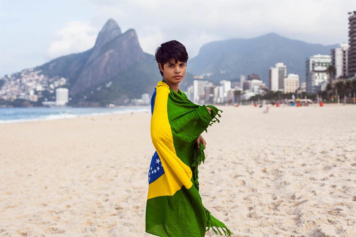 الشريحة 5 من 56: Atlas of Beauty-Brazil