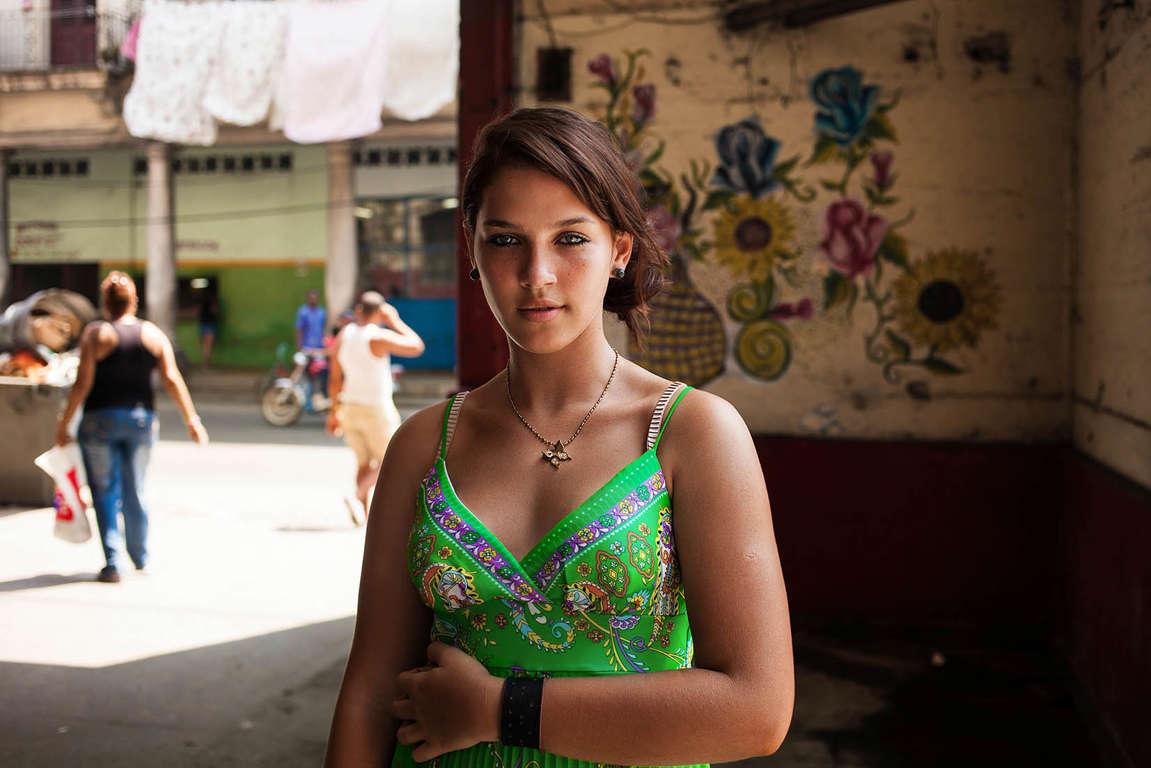 الشريحة 14 من 56: Atlas of Beauty - Cuba