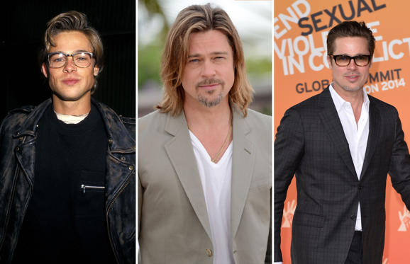 Then and now: Celebs who aged well