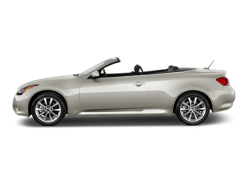 Slide 1 of 12: 2015 Infiniti Q60 Convertible