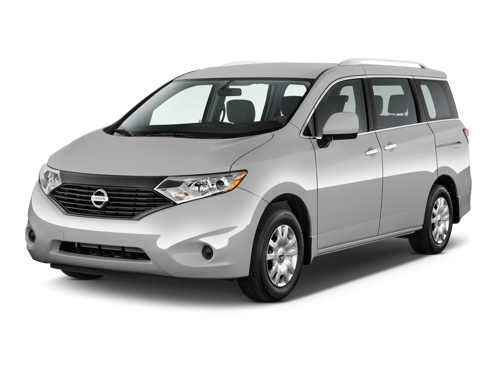 Slide 1 of 12: 2015 Nissan Quest