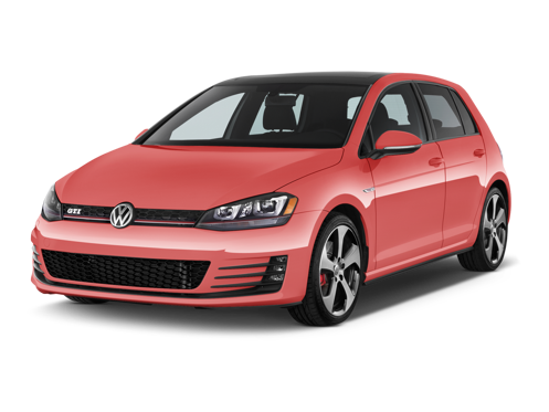 Slide 1 of 12: 2015 Volkswagen GTI