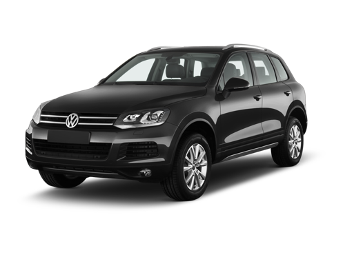 Slide 1 of 12: 2015 Volkswagen Touareg