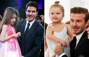 Celebs' cute moments with their kids