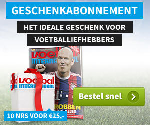 Voetbal International Geschenkabonnement - Voetbal International Geschenkabonnement