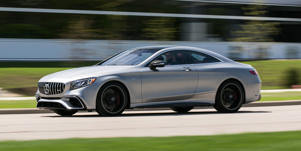 Mercedes-AMG S63 Tested: One Super Coupe: Full test of the 2018 Mercedes-AMG S63 coupe, a spectacular grand tourer. Read our full review and see images of the S63 coupe at Car and Driver.