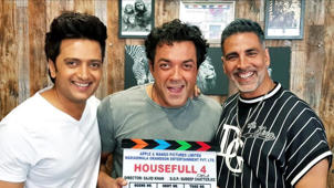 Revealed: Housefull 4 star cast
