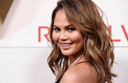 Chrissy Teigen's trainer reveals her workout secrets