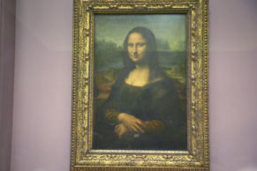 Mona Lisa by Leonardo Da Vince at the Louvre Museum, Paris, France (Photo by Visions of America/UIG via Getty Images)