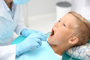 (Representative image) Tooth decay was the main reason for hospital admissions among five to nine-year-olds in England – with more than twice as many compared to tonsillitis.
