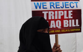 Woman gets triple talaq for giving birth to girl child
