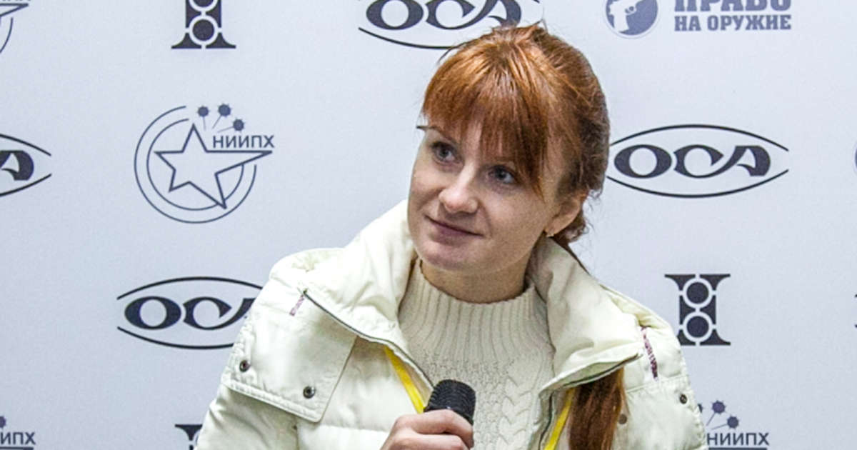 Prayer, guns paved path to GOP influence for accused Russian Mariia Butina