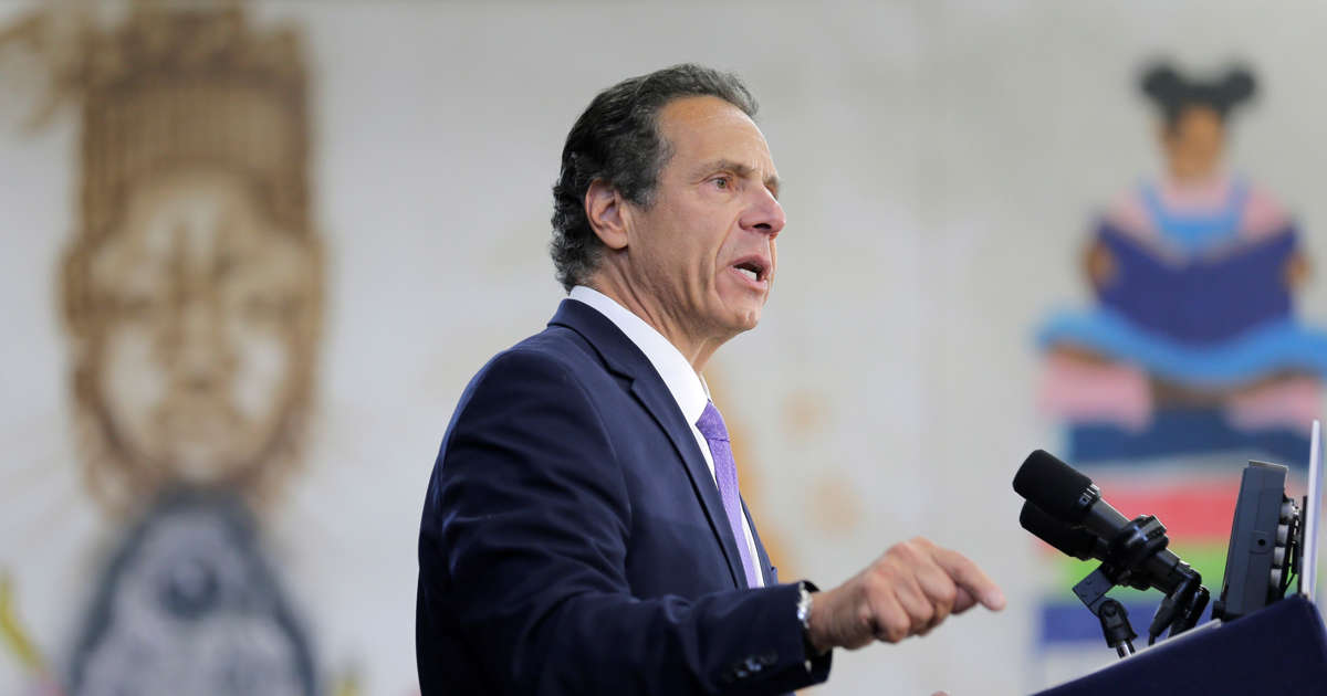 New York governor opens door to criminal case against Trump Foundation