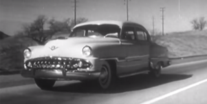 See How De Soto Sold Automotive Air Conditioning to 1950s America [Video]: Chrysler Corporation's Airtemp automotive air conditioning was a novelty in the early '50s. See how it was sold in this 1953 De Soto commercial. Read more and watch the video at Car and Driver.