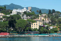 Luxury Hotels In Santa Margherita Liguria, Italy. (Photo by: Education Images/UIG via Getty Images)