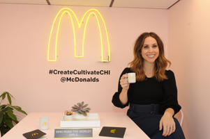 CHICAGO, IL - AUGUST 25:  Jaclyn Johnson attends for  Create & Cultivate conference at the House of Vans with partners include Microsoft Teams, JC Penney, McDonalds and Comcast NBC Universal on August 25, 2018 in Chicago, Illinois.  (Photo by Timothy Hiatt/Getty Images for McDonald's)