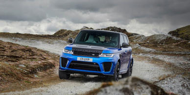 The Range Rover Sport Supercharged and SVR variants hold their own in a narrow segment of sport-tuned, high-performance SUVs.