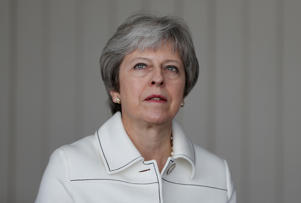 The prime minister also signalled that the UK would unilaterally safeguard the rights of the EU citizens living in the country.