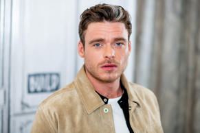 NEW YORK, NY - MAY 22:  Richard Madden discusses 'Ibiza' with the Build Series at Build Studio on May 22, 2018 in New York City.  (Photo by Roy Rochlin/Getty Images)