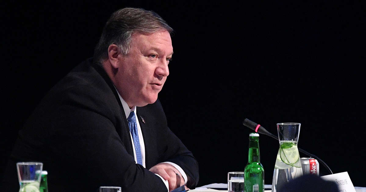 Pompeo Cancels Visit to Berlin, Citing Pressing Issues