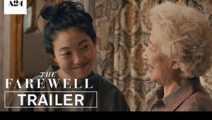 SUBSCRIBE: http://bit.ly/A24subscribe  BASED ON AN ACTUAL LIE. From writer/director Lulu Wang and starring Awkwafina. THE FAREWELL — In Theaters July 12, 2019.  RELEASE DATE: July 12, 2019 DIRECTOR: Lulu Wang  CAST: Awkwafina, Tzi Ma, Diana Lin, Zhao Shuzhen, Lu Hong, Jiang Yongbo   Like THE FAREWELL on INSTAGRAM: http://bit.ly/Instagram_TheFarewell Like THE FAREWELL on FACEBOOK: http://bit.ly/Facebook_TheFarewell Follow THE FAREWELL on TWITTER: http://bit.ly/Twitter_TheFarewell  ------  ABOUT A24: Official YouTube channel for A24, the studio behind Moonlight, Lady Bird, The Disaster Artist, The Florida Project, The Witch, Ex Machina & more.  Coming Soon: The Souvenir, The Last Black Man in San Francisco, Midsommar  Subscribe to A24's NEWSLETTER:  http://bit.ly/A24signup Visit A24 WEBSITE: http://bit.ly/A24filmsdotcom Like A24 on FACEBOOK: http://bit.ly/FBA24 Follow A24 on TWITTER: http://bit.ly/TweetA24 Follow A24 on INSTAGRAM: http://bit.ly/InstaA24