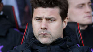 BOURNEMOUTH, ENGLAND - MAY 04:  Mauricio Pochettino of Tottenham Hotspur before the Premier League match between AFC Bournemouth and Tottenham Hotspur at Vitality Stadium on May 04, 2019 in Bournemouth, United Kingdom. (Photo by Robin Jones - AFC Bournemouth/AFC Bournemouth via Getty Images)