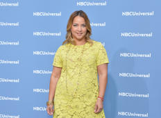 NEW YORK, NY - MAY 16:  Adamari Lopez attends the NBCUniversal 2016 Upfront Presentation on May 16, 2016 in New York, New York.  (Photo by Slaven Vlasic/Getty Images)