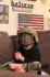 Toddler brings down the house with Army song