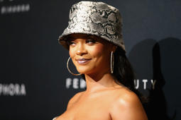 SYDNEY, AUSTRALIA - OCTOBER 03:  Rihanna attends the Fenty Beauty by Rihanna Anniversary Event on October 3, 2018 in Sydney, Australia.  (Photo by Don Arnold/WireImage)