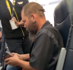Man forgets he's on a plane