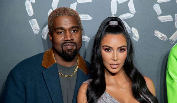 eb25fb32afe2 Kim Kardashian and Kanye West Welcome Fourth Child